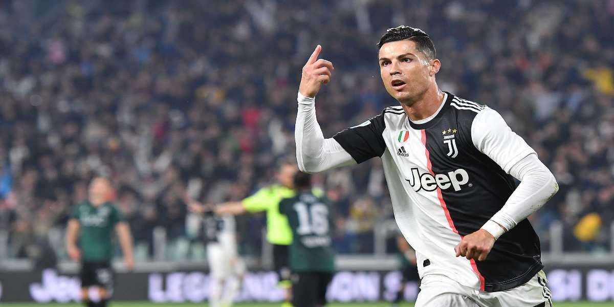 Cristiano Ronaldo Juventus su Twitch