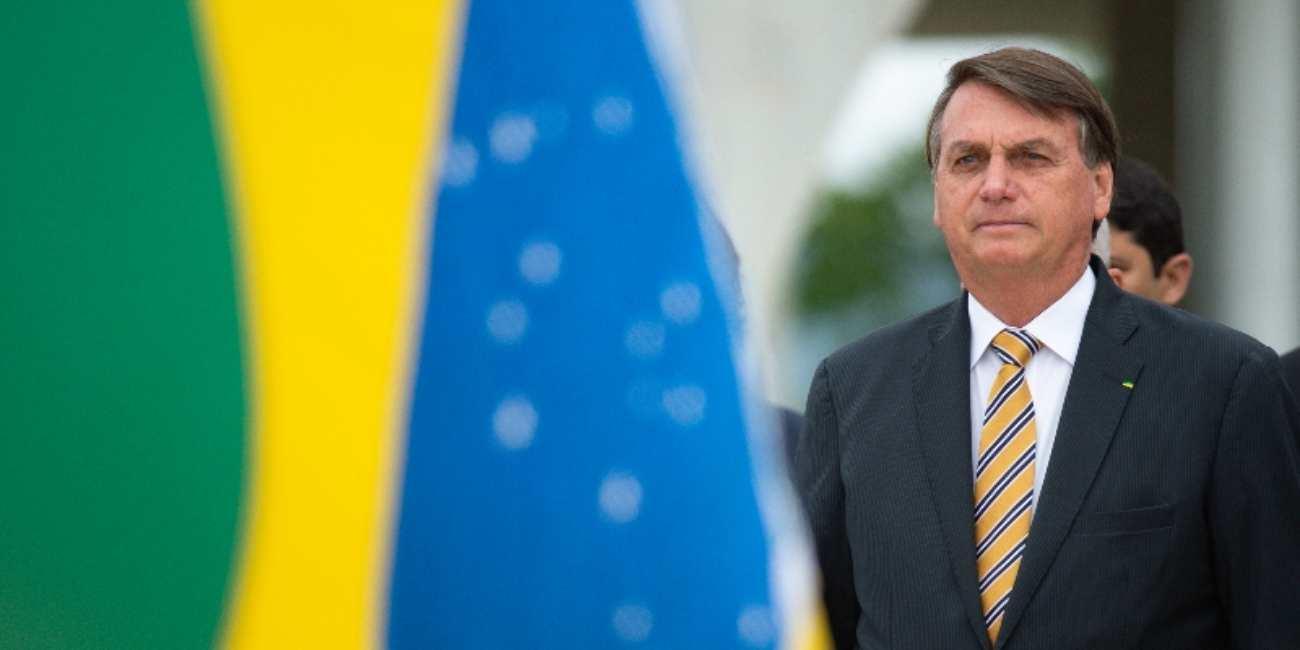 presidente Brasile Bolsonaro