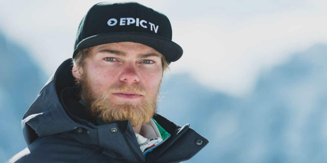 LO scialpinista Etienne Bernard morto sul Pordoi