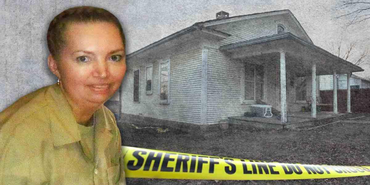l'assassina Lisa Montgomery