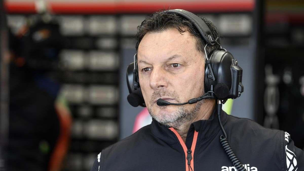 Fausto Gresini ex campione di motociclismo