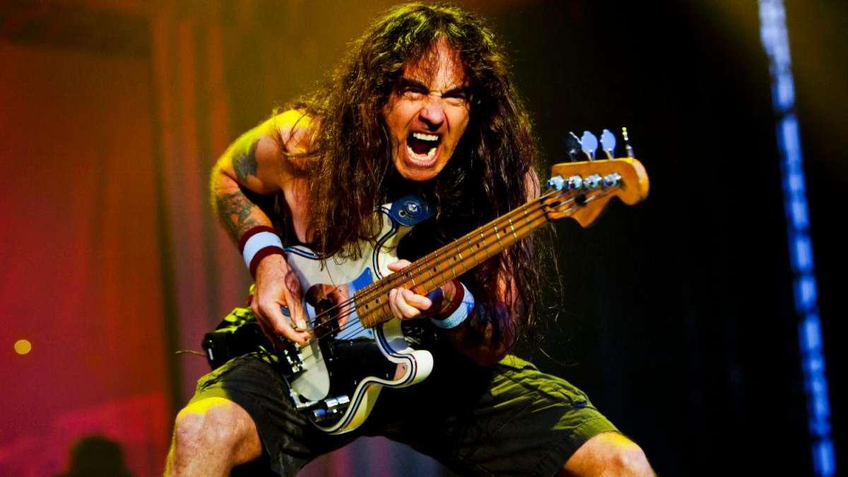 Iron Maiden tour 2022