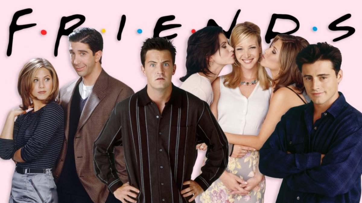 Curiosità Friends Reunion