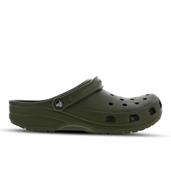 croc clog uomo rialzato