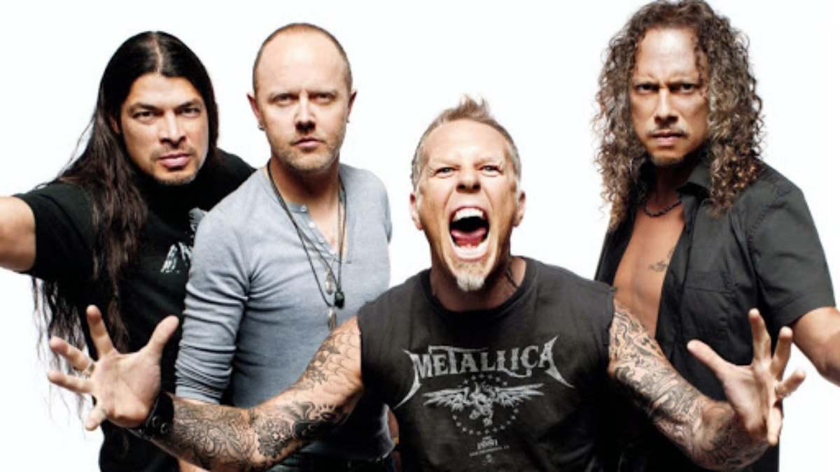 Metallica al Firenze Rocks 2022