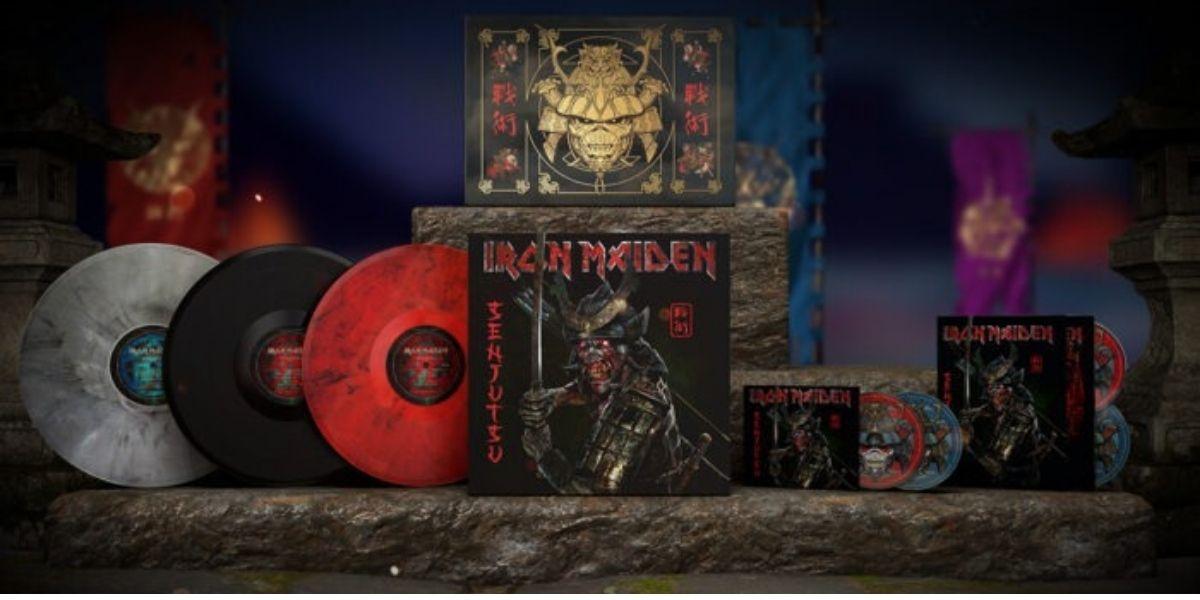 Formati Senjutsu Iron Maiden