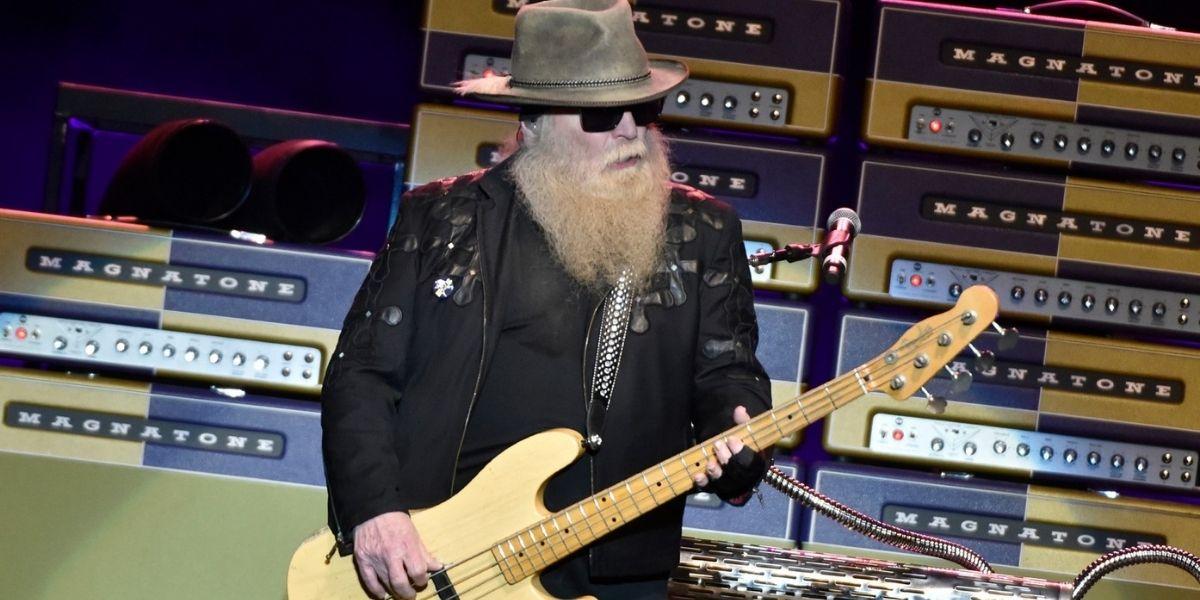 Dusty Hill morto il bassista degli ZZ Top