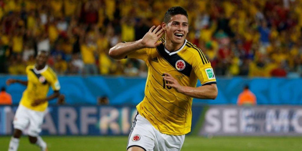 James Rodriguez piace al Milan