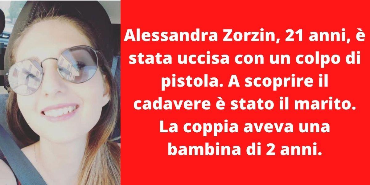 Femminicidio a Montecchio Maggiore: la vittima è Alessandra Zorzin