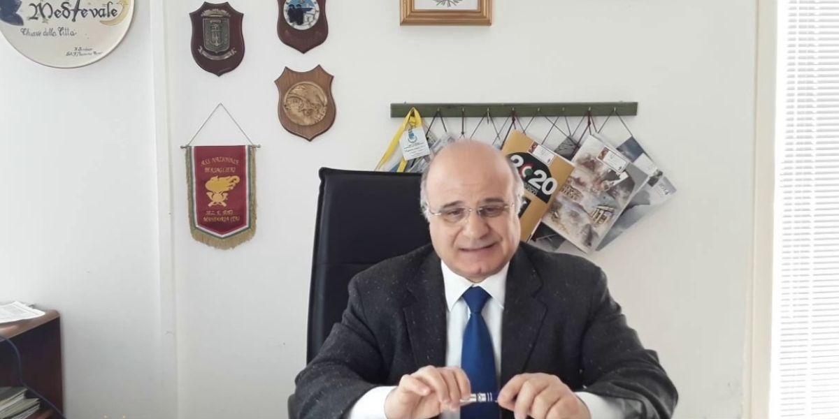 Il sindaco di avetrana Antonio MInò morto per Covid