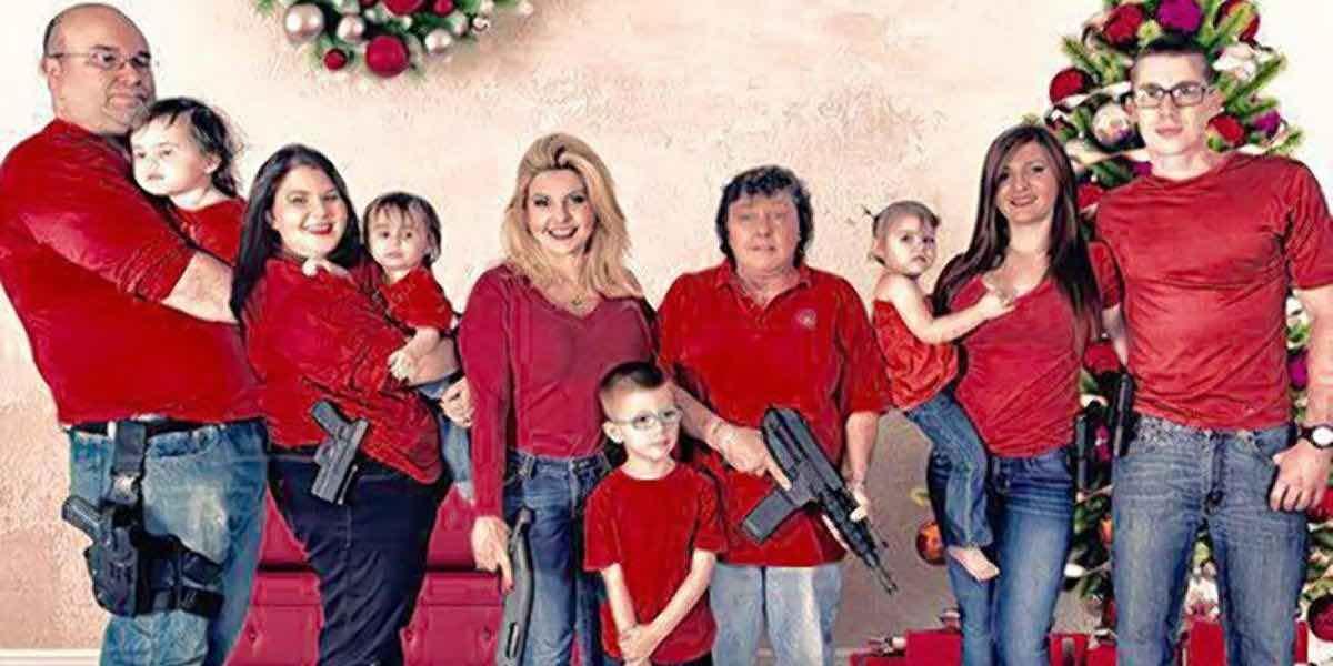 Michele Fiore e la sua famiglia armata